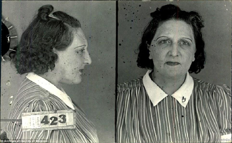 1167 - Как выглядели канадские проститутки 1940-х годов