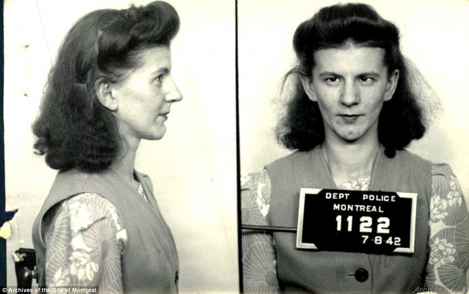 1238 - Как выглядели канадские проститутки 1940-х годов