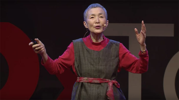 81-летняя японка научилась программировать с нуля и создала игру для смартфонов