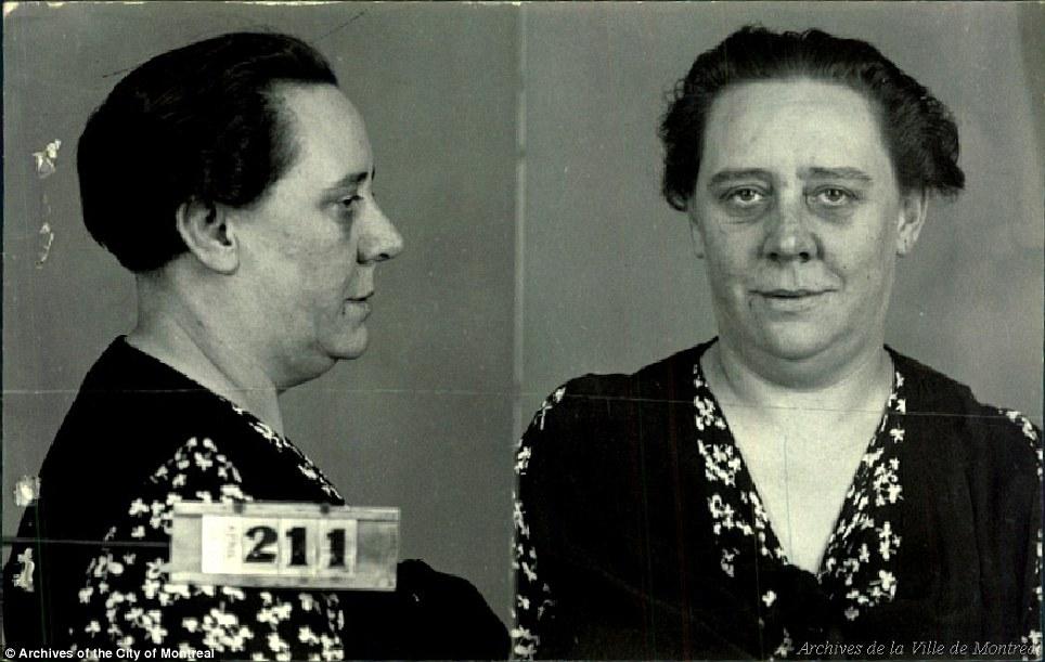 1431 - Как выглядели канадские проститутки 1940-х годов