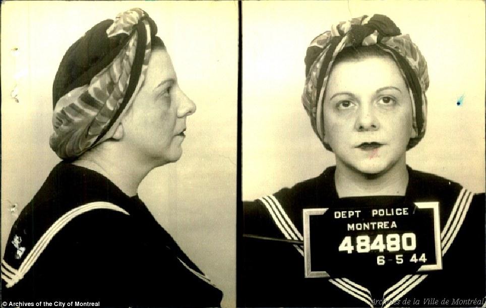 1530 - Как выглядели канадские проститутки 1940-х годов