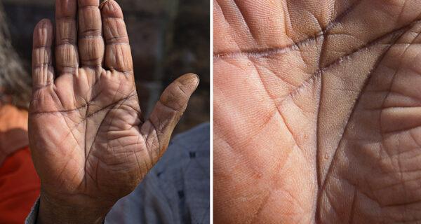 О чем могут рассказать руки человека. Фотопроект ОмараРеды