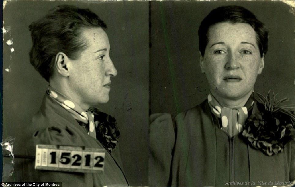 2106 - Как выглядели канадские проститутки 1940-х годов