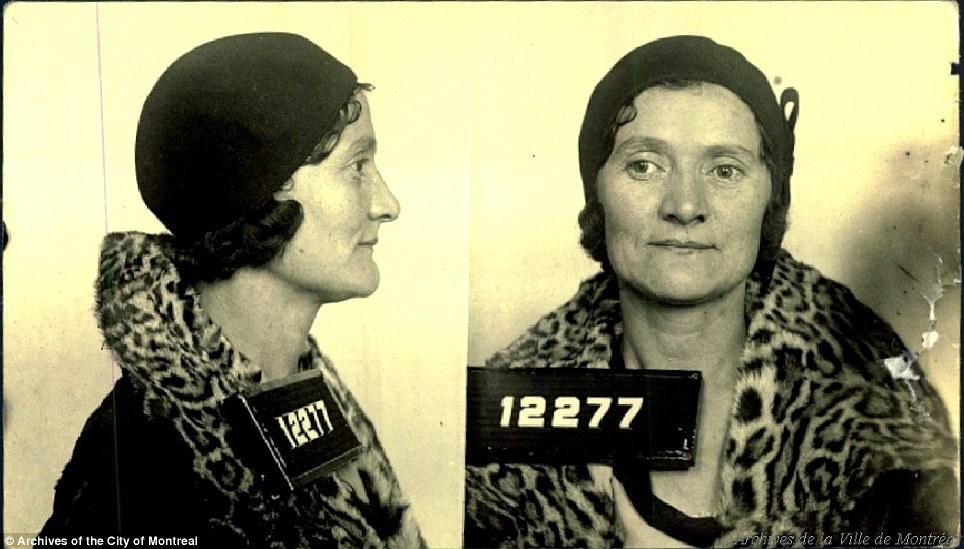370 - Как выглядели канадские проститутки 1940-х годов