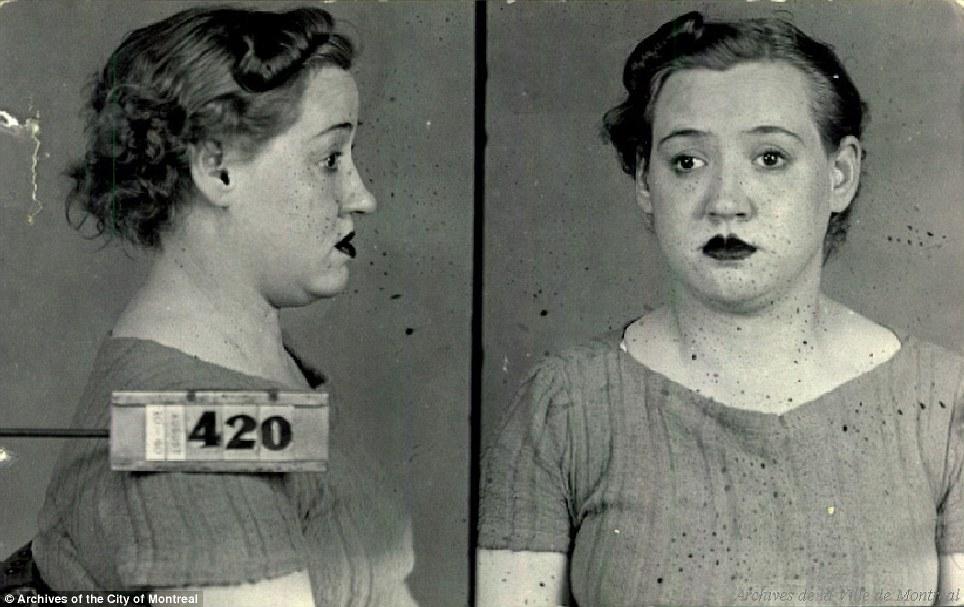 460 - Как выглядели канадские проститутки 1940-х годов