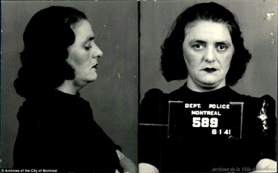 555 - Как выглядели канадские проститутки 1940-х годов