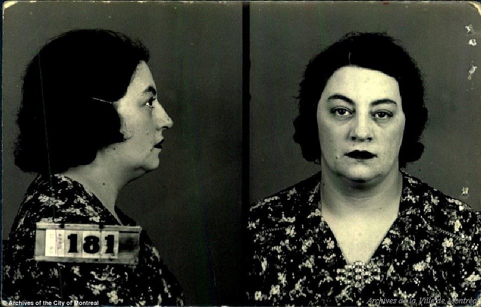 650 - Как выглядели канадские проститутки 1940-х годов