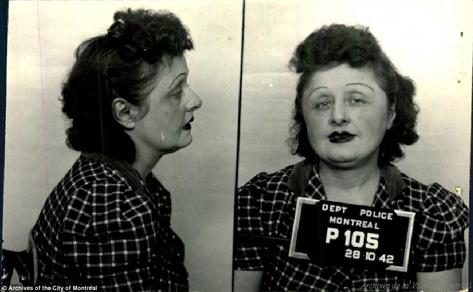 755 - Как выглядели канадские проститутки 1940-х годов