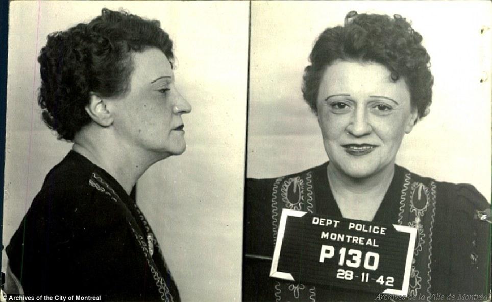 948 - Как выглядели канадские проститутки 1940-х годов