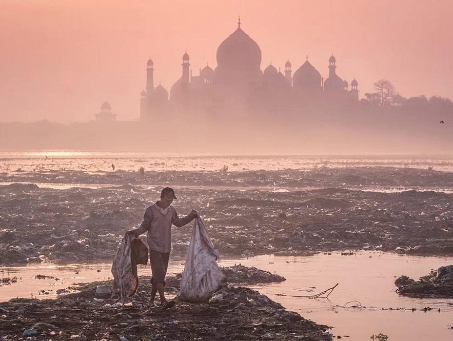 Туристам тут не место: мировые достопримечательности, снятые с крайне невыгодного ракурса фото
