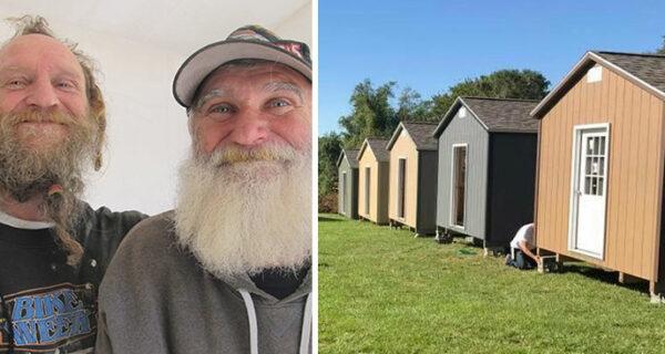 В Канзасе построили бесплатные дома для ветеранов, которым негдежить