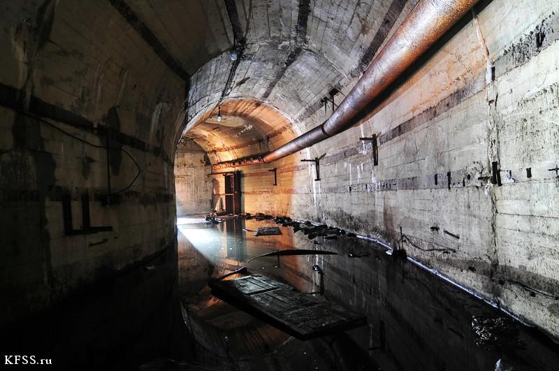 павловск. убежище подводных лодок