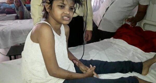 В джунглях Индии обнаружена девочка-маугли