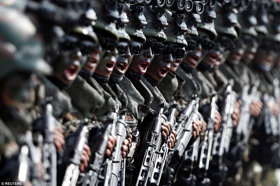 Стойкие оловянные: кто защитит Ким Чен Ына, если Трамп нападет