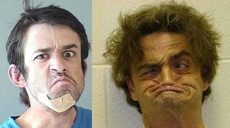 Самые смешные магшоты от американской полиции фото