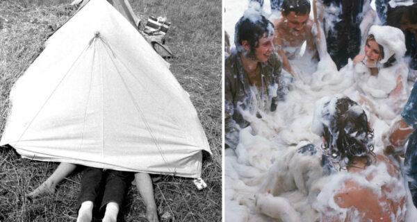23 фотографии показывают, насколько все-таки хиппи были без тормозов