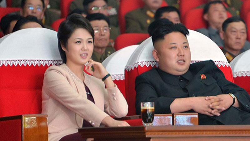 «Первые леди ада»: самые красивые жены мировых диктаторов фото