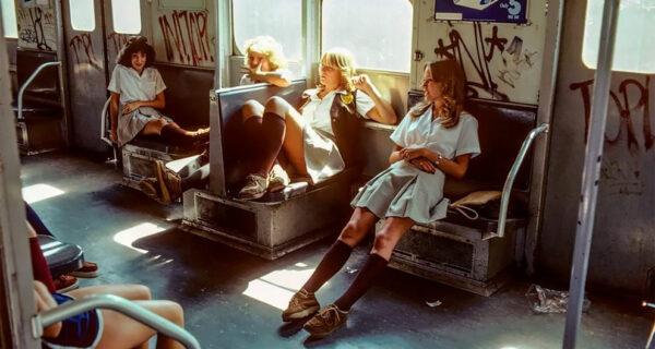 «Ад на колесах»: потрясающие фото нью-йоркского метро 80‑хгодов
