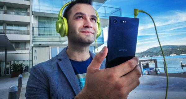 Помедленнее, я записываю! Sony выпустила телефон со сверхмедленной камерой