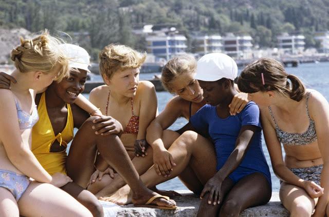 Фотографии Артека 80‑х годов — места, куда хотел попасть каждый советский ребенок