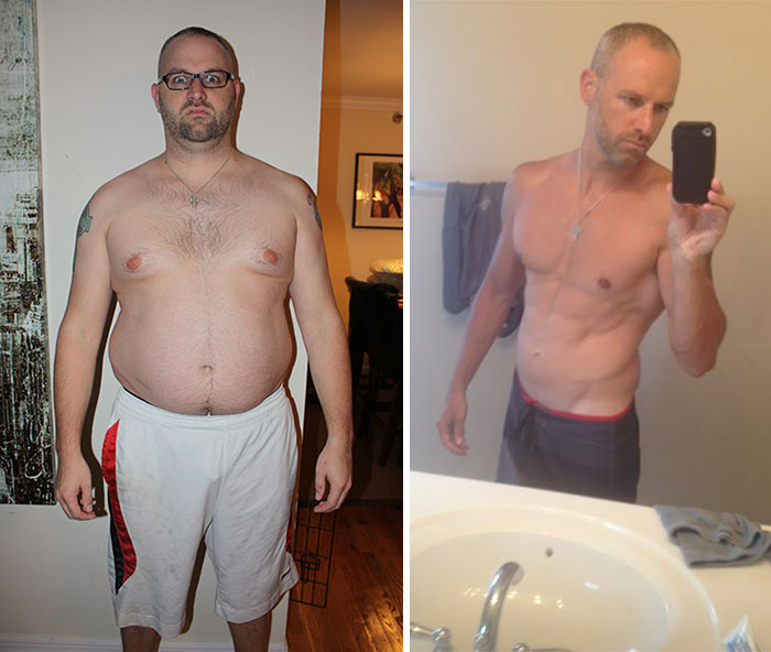 Похудел За Месяц Мужчина. Как легко и быстро мужчине сбросить лишний вес в домашних условиях
