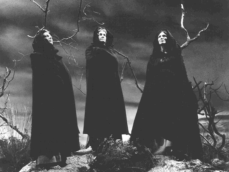 Фото ведьм и имена знаменитых колдуний