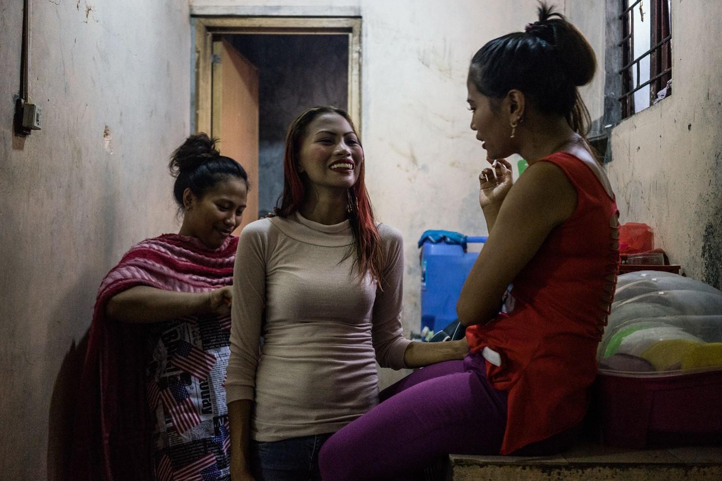 Филипинки девушки секс видео
