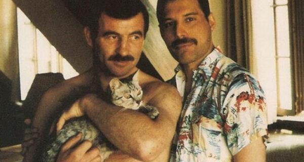 Личные фотографии Фредди Меркьюри и его бойфренда 1980‑х годов