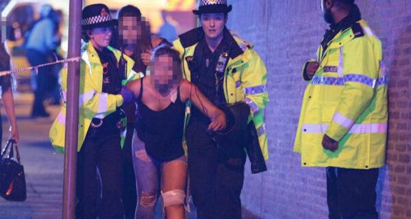 Теракт на концерте Арианы Гранде в Манчестере