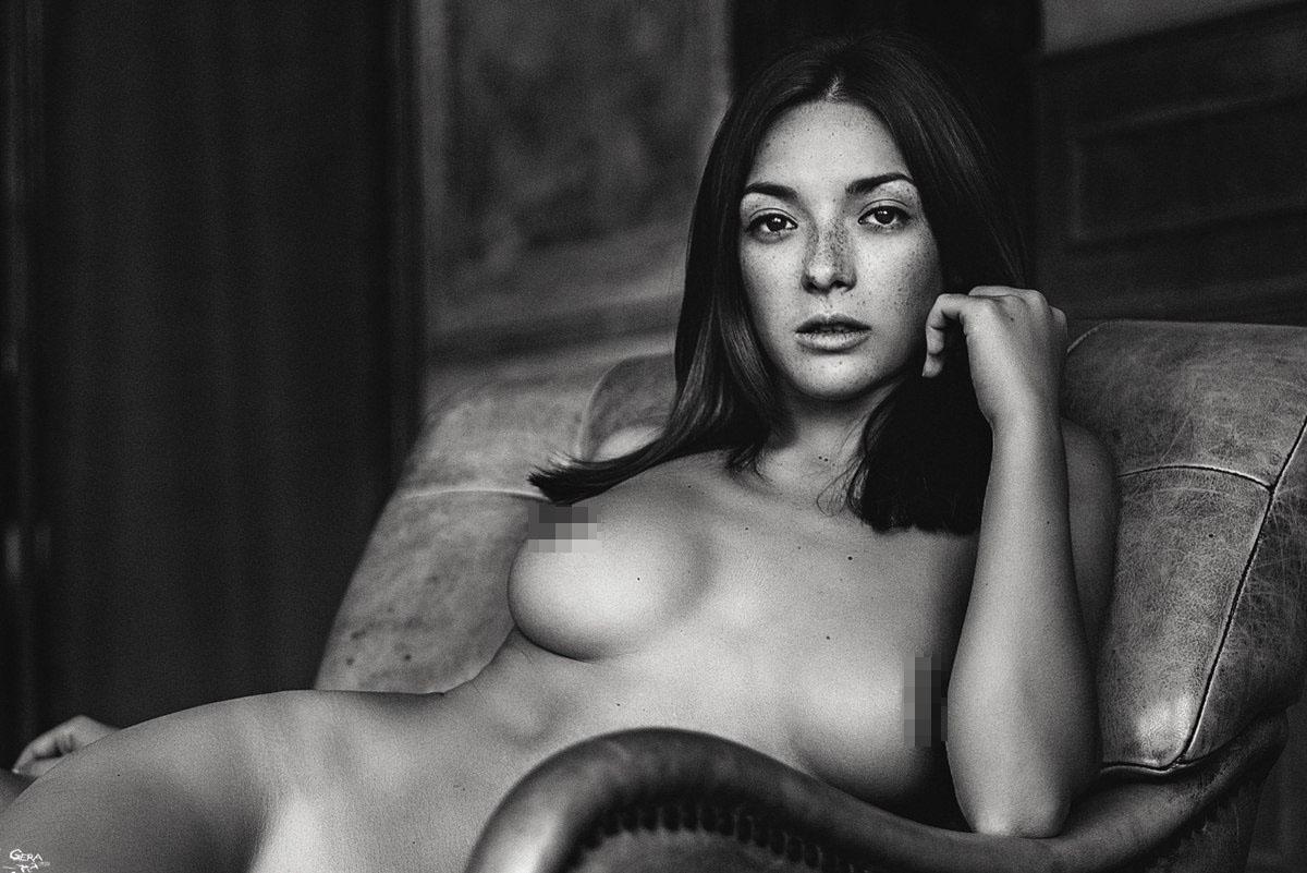 «Учащенный пульс»: ошеломляющая красота женщин в работах московского фотографа