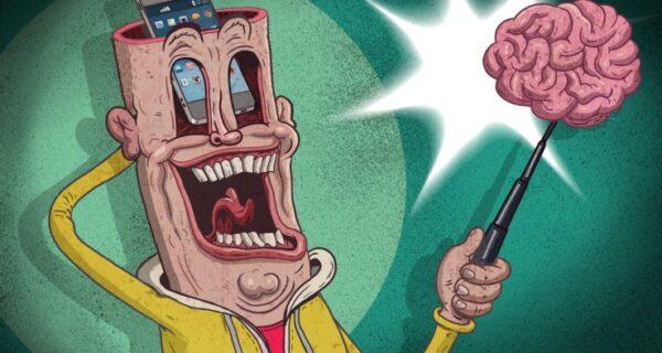 Все грехи нашего мира в сатирических иллюстрациях Стива Каттса