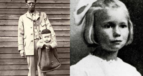 В США в начале ХХ века детей отправляли почтой по тарифу длякур