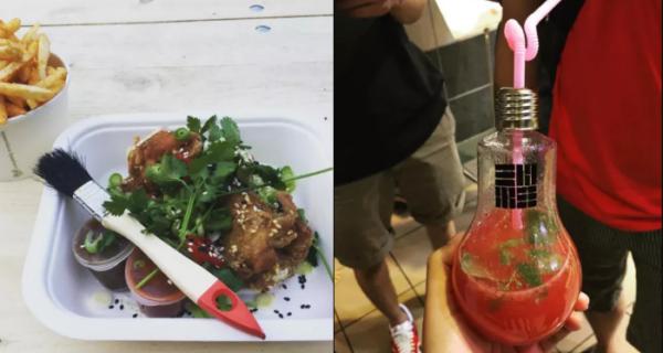 19 признаков хипстерского ресторана, который знает толк в извращениях