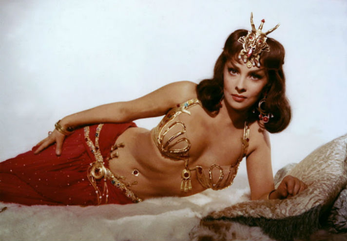 Самая красивая женщина 1960-х по прозвищу Большой Бюст — Джина Лоллобриджида фото