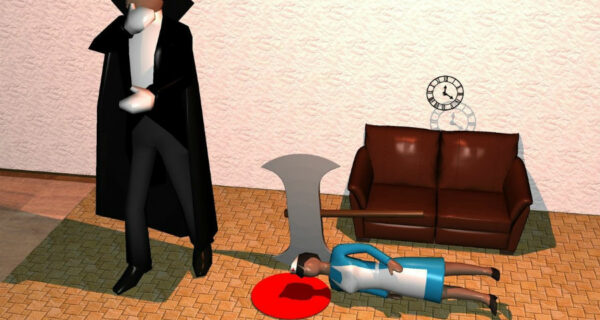 Известные сцены из литературных произведений в 3D-моделировании