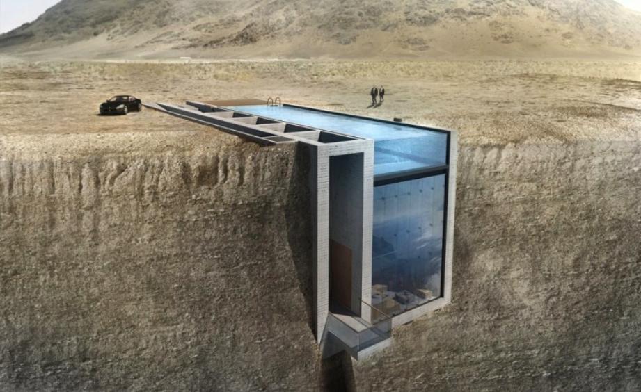9 удивительных домов, скрытых от посторонних глаз фото