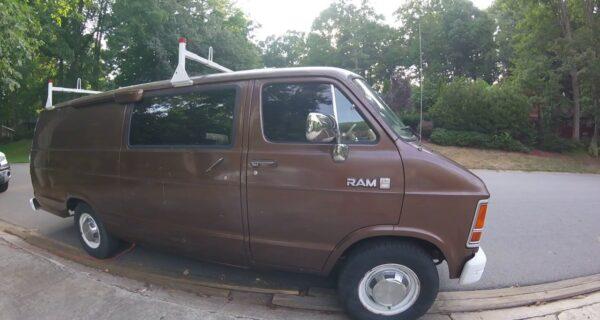 Проследи за бывшей: на eBay продали фургон для слежки