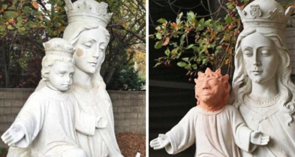 «Пушистый Иисус» и еще 8 роковых ошибок реставраторов