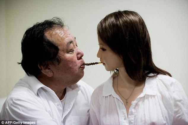 японский темперамент секс с японцем