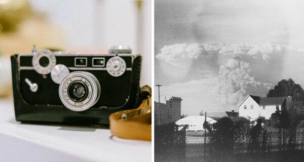 Фотограф, купив на барахолке старую камеру, обнаружил фотографии 30-летней давности