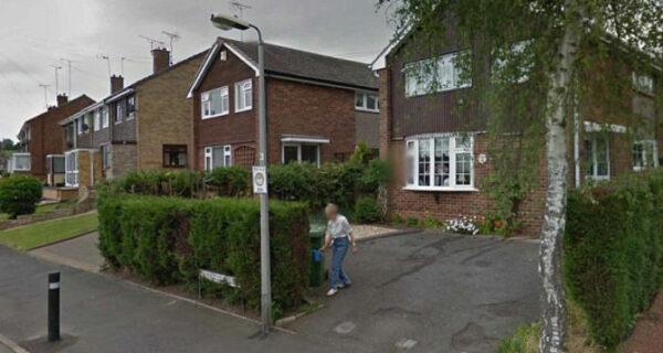 Британка увидела на панораме Google Earth умершую полтора года назадмать