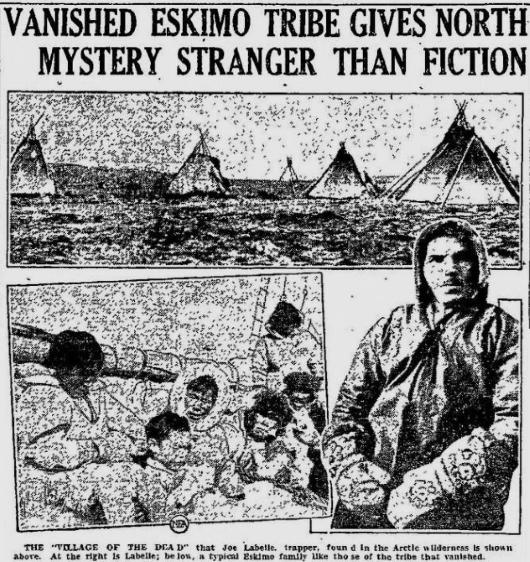 Мистические случаи массового исчезновения людей, так и оставшиеся тайной