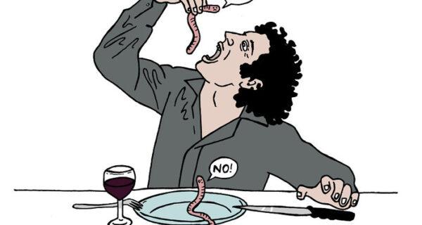 «Русские не обедают — они убивают червяков»: 10 поговорок глазами иностранцев