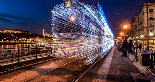 Призрачный поезд и другие чудеса долгой выдержки