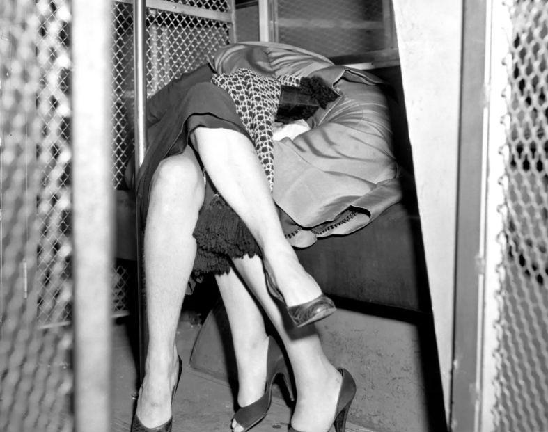 23 жестокие фотографии из преступного мира Нью-Йорка прошлого века