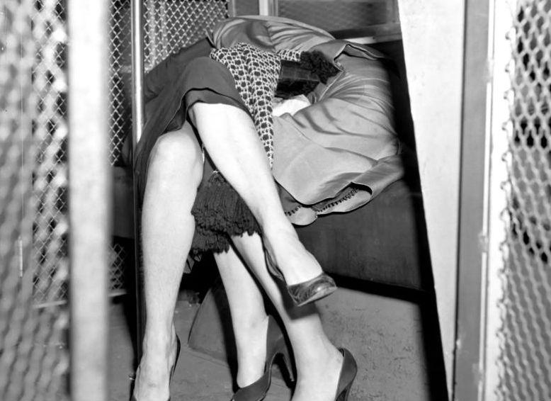 23 жестокие фотографии из преступного мира Нью-Йорка прошлого века фото