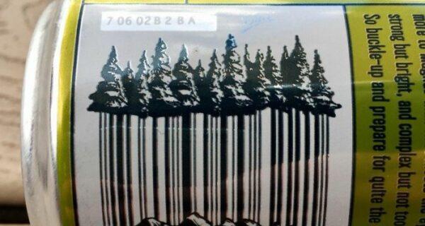Полосатые картины: как производители ушли от скучного дизайна штрихкодов