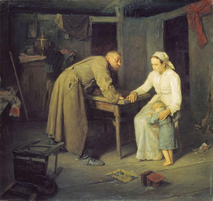 Секс 19 века в картинах художников