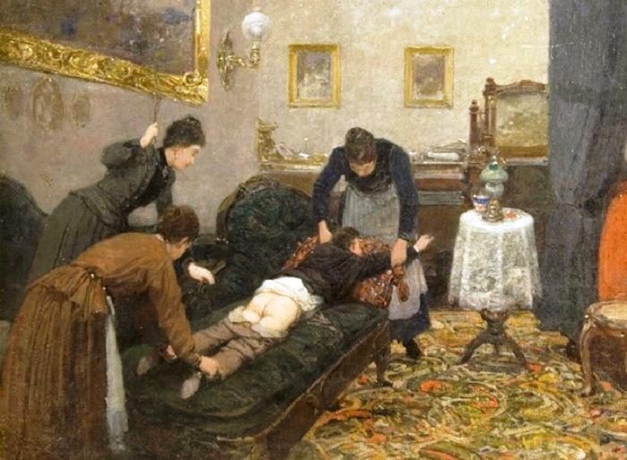 12 классических картин русских художников, которым не место в школьных учебниках фото