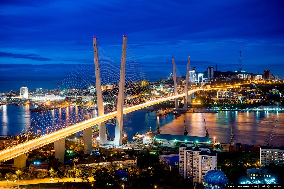 самые красивые места владивостока фото появление